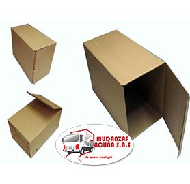 caja para traslado de oficinas archivo