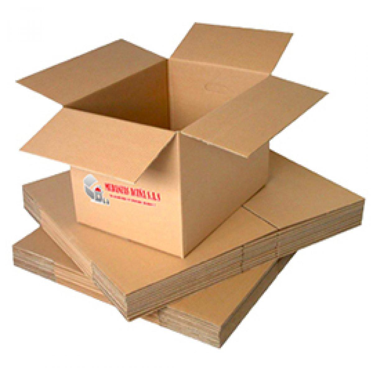 cajas para mudanza libros